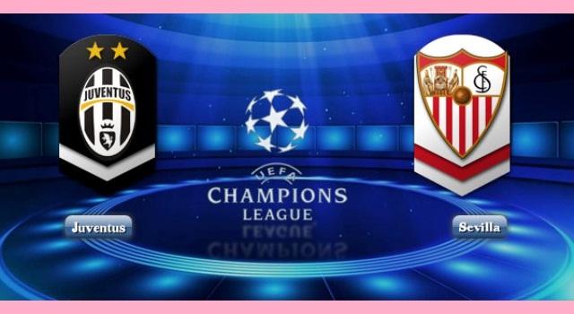 Prediksi Juventus vs Sevilla 1 Oktober 2015