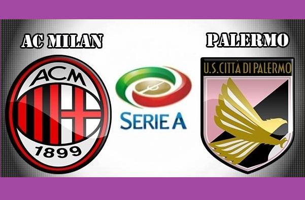 Prediksi AC Milan vs Palermo 20 September 2015